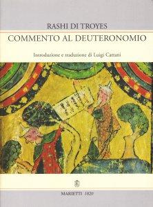 Copertina di 'Commento al Deuteronomio'