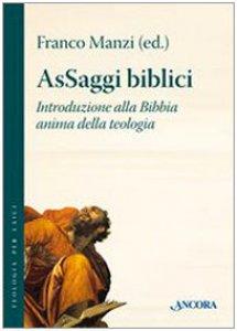 Copertina di 'AsSaggi biblici. Introduzione alla Bibbia'
