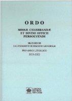 Ordo missae celebrandae et divini officii persolvendi. Secundum calendarium romanum generale pro anno liturgico 2021 -2022