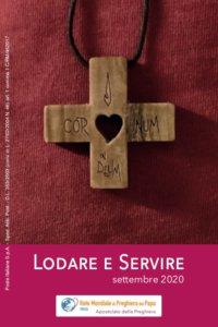 Copertina di 'Lodare e Servire. Settembre 2020'