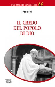Copertina di 'Il credo del popolo di Dio'