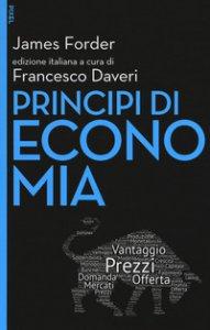 Copertina di 'Principi di economia. Con Contenuto digitale per download e accesso on line'