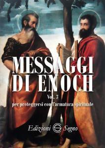 Copertina di 'Messaggi di Enoch. Volume 3'