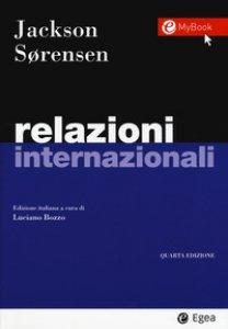Copertina di 'Relazioni internazionali. Con Contenuto digitale per download e accesso on line'