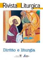 Il «diritto liturgico»: significato e intepretazioni - Montan Agostino