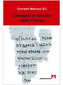 Copertina di 'L' esegesi al servizio della Chiesa'