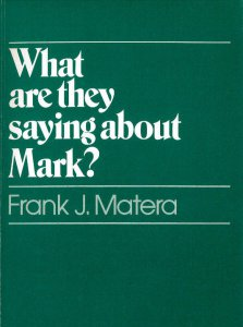 Copertina di 'What Are They Saying About Mark?'