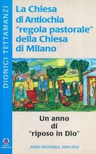 Copertina di 'Anno di riposo in Dio. Pastorale 2009/10'