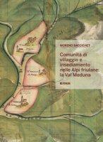 Comunità di villaggio e insediamento nelle Alpi friulane: la val Meduna - Baccichet Moreno