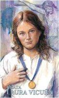 Poster beata Laura Vicuna (48X68) - Caffari Rore M., Musio N.