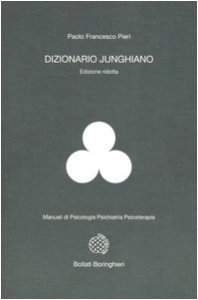Copertina di 'Dizionario junghiano. Ediz. ridotta'
