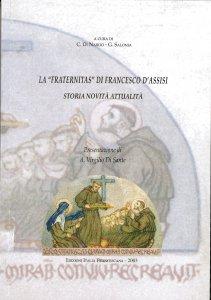 """Copertina di 'La """"Fraternitas"""" di Francesco d'Assisi'"""