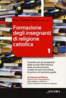 Formazione degli insegnanti di religione cattolica