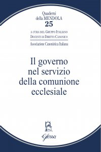 Copertina di 'Il governo nel servizio della comunione ecclesiale'