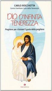 Copertina di 'Dio d'infinita tenerezza. Preghiere per ritrovare il gusto della preghiera'