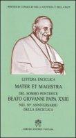 Mater et Magistra - Giovanni XXIII