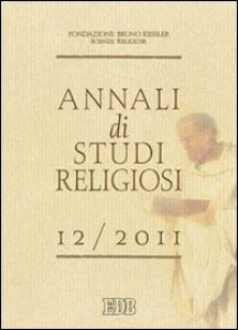 Copertina di 'Annali di studi religiosi (2011)'