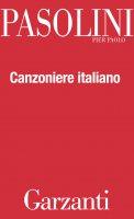 Canzoniere italiano - Pier Paolo Pasolini
