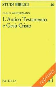 Copertina di 'L' antico Testamento e Gesù Cristo'