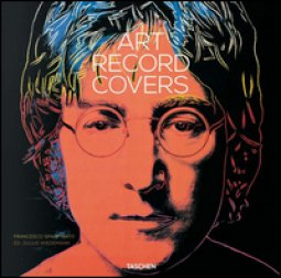 Copertina di 'Art record covers. Ediz. illustrata'