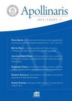 Strumenti del Processo canonico di fronte ai fatti e indagine pratica sugli aspetti fattuali del bonum coniugum - Alessandro Fanella