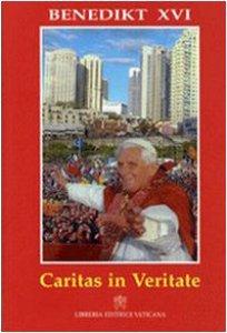Copertina di 'Caritas in veritate. Ediz. tedesca'