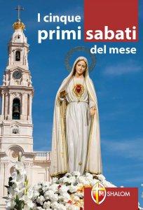 Copertina di 'I cinque primi sabati del mese'