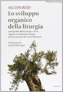 Copertina di 'Lo sviluppo organico della liturgia'