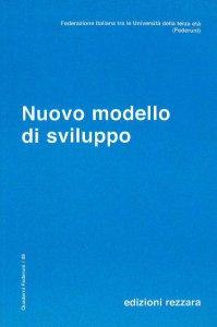 Copertina di 'Nuovo modello di sviluppo'