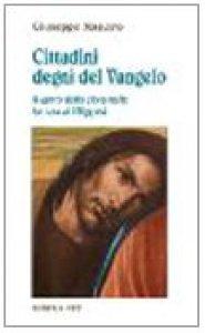Copertina di 'Cittadini degni del Vangelo'