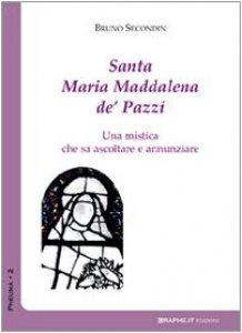 Copertina di 'Santa Maria Maddalena de' Pazzi...'