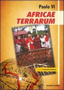 Copertina di 'Africae Terrarum'