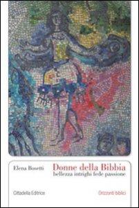Copertina di 'Donne della Bibbia'