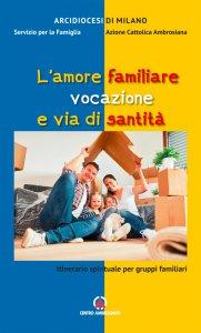 Copertina di 'L'amore familiare vocazione e via di santità'