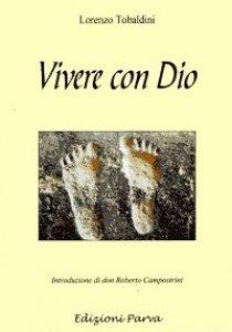 Copertina di 'Vivere con Dio'