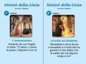 """Immagine di 'Libretto """"Il Santo Rosario"""" con immagine di San Cristoforo e rosario'"""