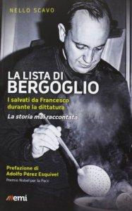 Copertina di 'La lista di Bergoglio'