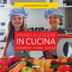 Copertina di 'Imparo a leggere in cucina'