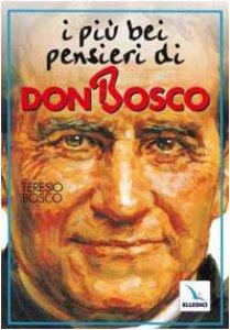 Copertina di 'I più bei pensieri di Don Bosco'