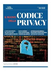 Copertina di 'Il nuovo Codice della privacy 2018'