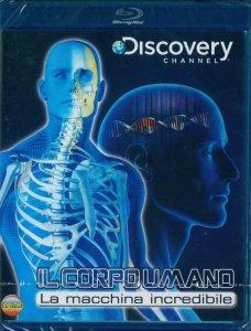 Copertina di 'Il corpo umano - La macchina incredibile -  Blu-ray Disc'