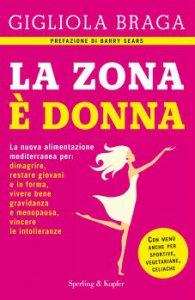 Copertina di 'La Zona è donna'