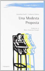 Copertina di 'Una modesta proposta'