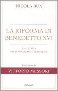 Copertina di 'La riforma di Benedetto XVI'