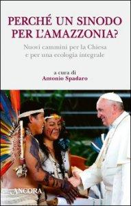Copertina di 'Perché un Sinodo per l'Amazzonia?'
