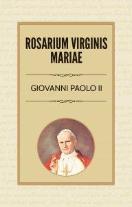 Copertina di 'Rosarium Virginis Mariae'