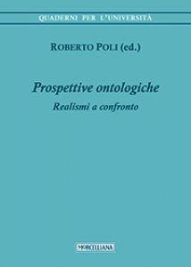 Copertina di 'Prospettive ontologiche'