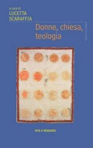 Copertina di 'Donne, chiesa, teologia'