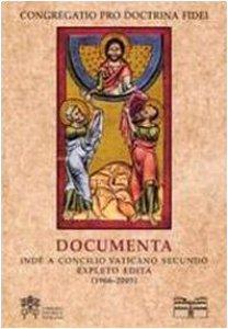 Copertina di 'Documenta inde a Concilio Vaticano II expleto edita (1966-2005)'