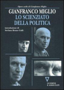Copertina di 'Lo scienziato della politica'